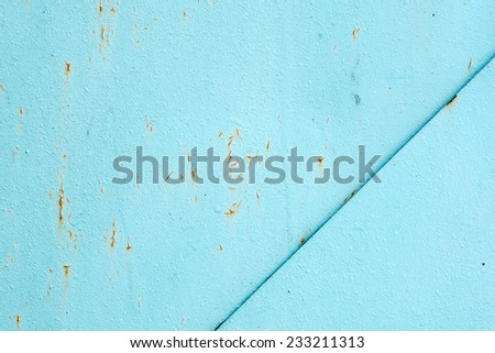 grunge background metal plate texture - stock photo