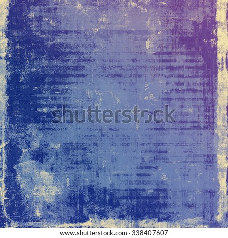 Grunge background or texture for your design. With different color patterns: yellow (beige); blue; purple (violet); cyan - stock photo
