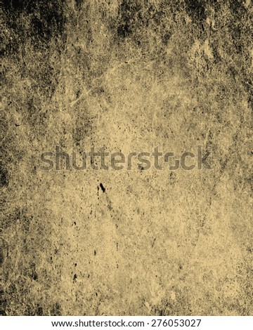 grunge background texture design on border - stock photo