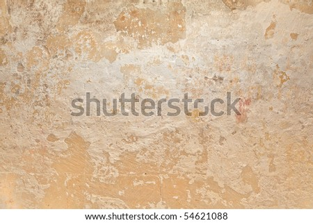 Grunge background texture of a 15th century medieval wall in an English Abbey - stock photo