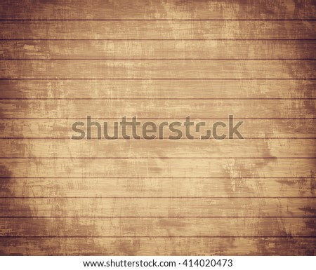 Grunge background-vignette shabby tree, darkly brown. A stylish retro-background with wooden panels and attritions. Wall-paper, basis for design. - stock photo
