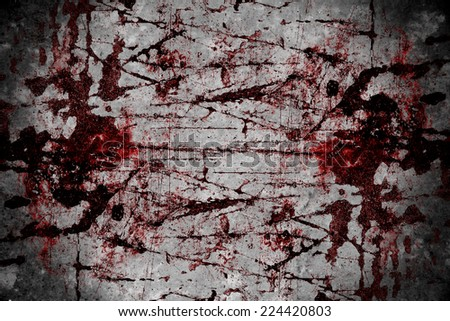 grunge background with splash space - stock photo