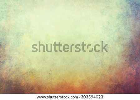 grunge background with splatters  - stock photo