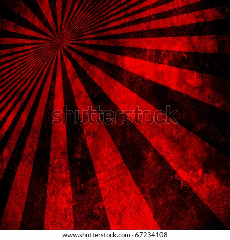 grunge background with stripe pattern - stock photo