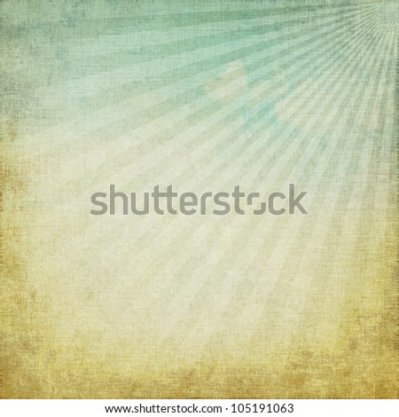 grunge background with strips and space for text - stock photo