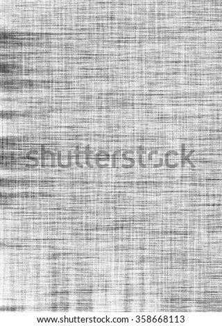 Grunge black and white distress texture. Dirty effect with stains and scratches. Grainy tartan wallpaper. Old vintage paper papyrus with stains and spots. Old faded cracks background template. - stock photo