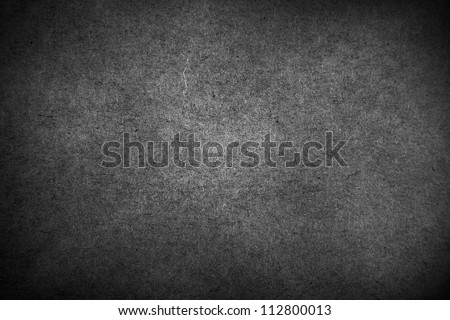 Grunge black and white wall - stock photo