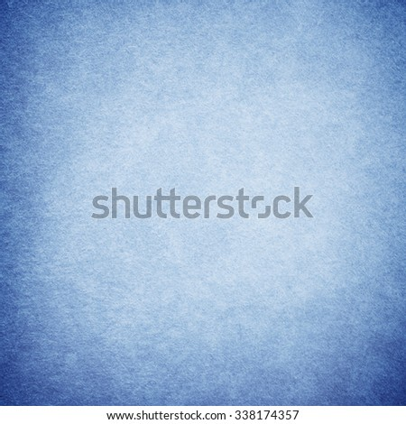 Grunge blue paper texture or background, Grunge background. - stock photo