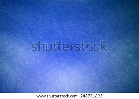 grunge blue texture abstract background - stock photo