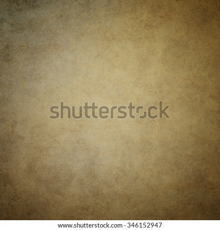 Grunge brown texture or background with Dirty or aging, space for text. - stock photo