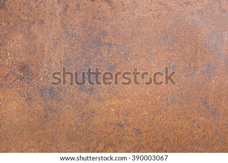 Grunge brushed metal texture. Vintage abstract industrial background - stock photo