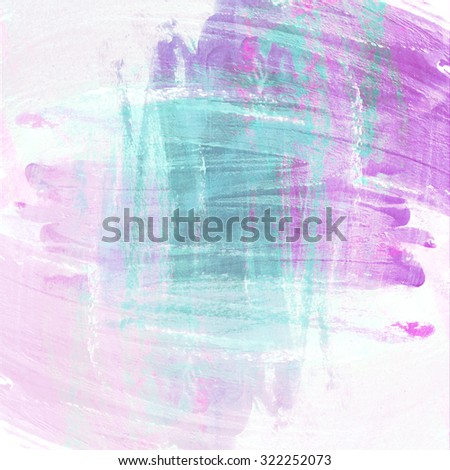 Grunge color paint texture abstract background - stock photo