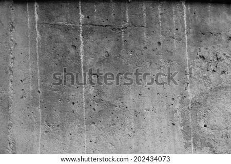 Grunge Concrete Texture Background - stock photo