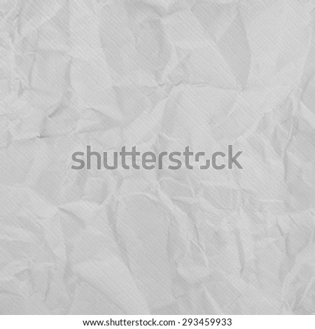 Grunge crumpled paper for texture or background. - stock photo