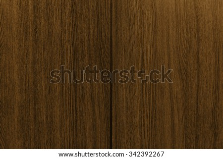 Grunge dark brown wood plank panel for wall and floor, vertical texture, background - stock photo