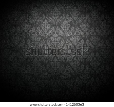 grunge, dark wallpaper. - stock photo