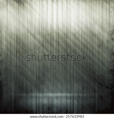 Grunge Industrial Metal Texture For Background - stock photo