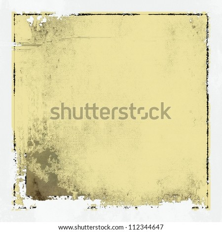 Grunge light abstract background - stock photo