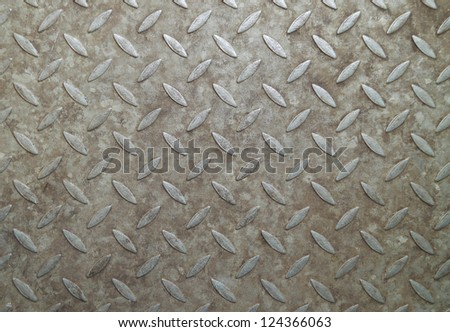 Grunge metal sheet background - stock photo