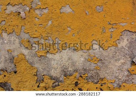 Grunge  old brick wall - stock photo