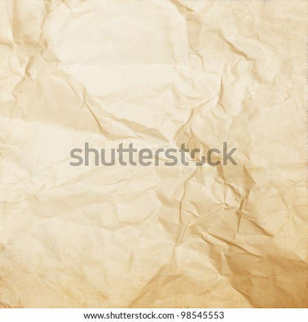 grunge old paper - stock photo