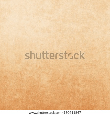 Grunge orange background with space for text - stock photo