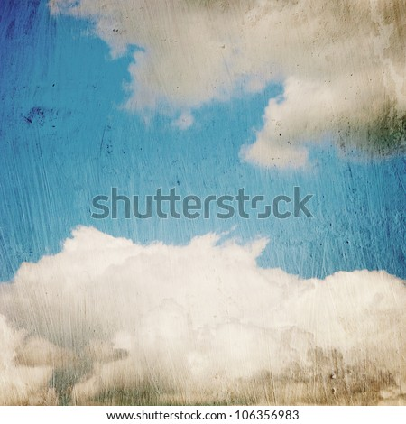 Grunge paper texture.  abstract nature background - stock photo