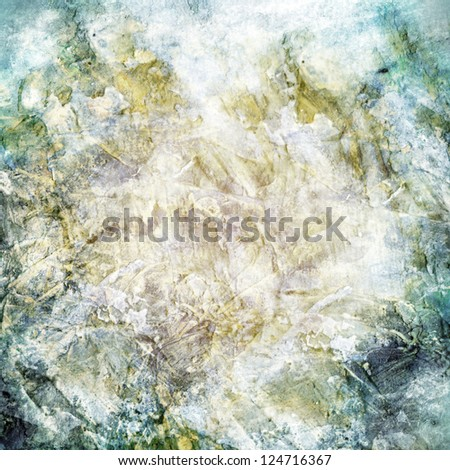Grunge paper texture for background design - stock photo