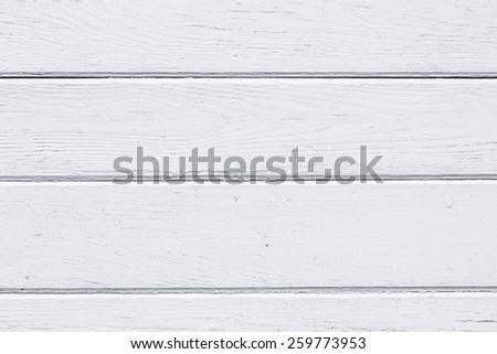 Grunge peeling paint white wood texture - stock photo