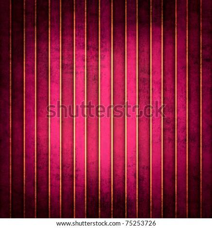 Grunge pink background - stock photo
