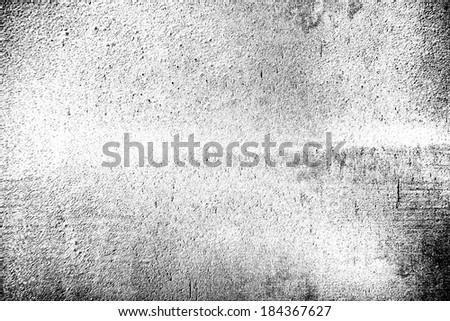 Grunge raw concrete wall texture.  - stock photo