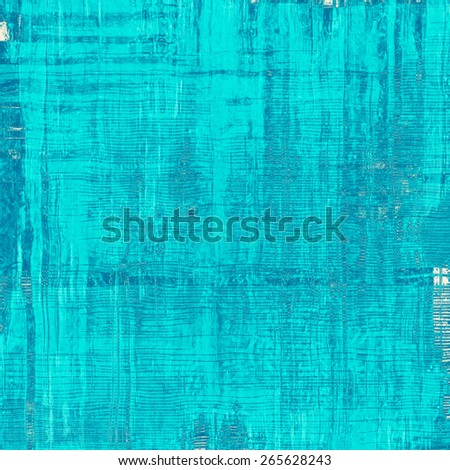 Grunge retro texture, elegant old-style background. With different color patterns: cyan; blue - stock photo