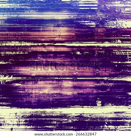 Grunge retro vintage texture, old background. With different color patterns: gray; blue; purple (violet); pink - stock photo
