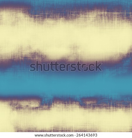 Grunge retro vintage texture, old background. With different color patterns: yellow (beige); purple (violet); blue - stock photo