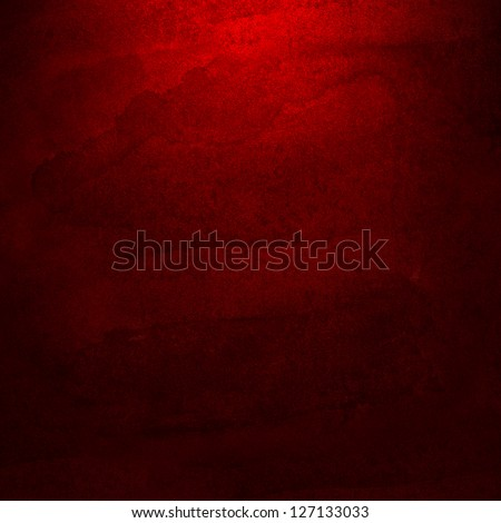 Grunge  texture of a dilapidated wall in a red tone - stock photo