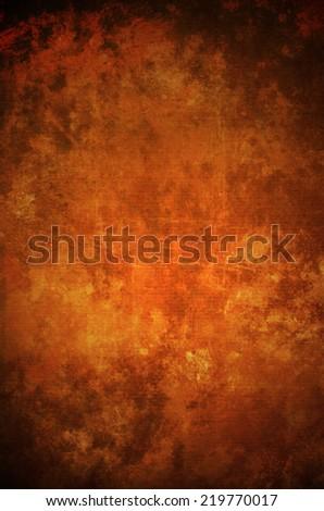 Grunge textured background for halloween design - stock photo