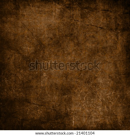 Grunge textured background in brown colors - stock photo