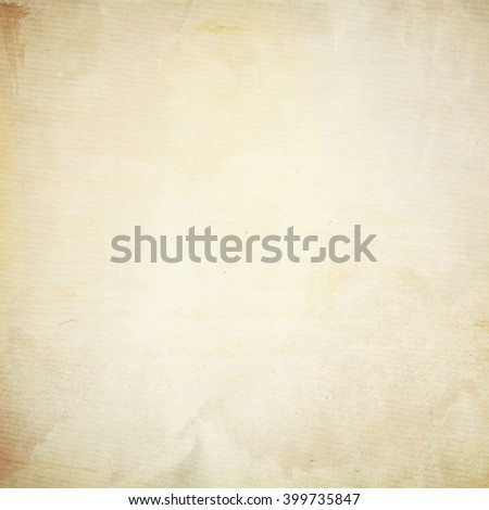 Grunge vintage texture old paper background - stock photo