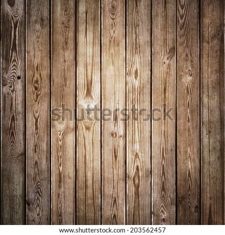 Grunge vintage wood. Natural background - stock photo