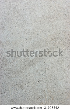 Grunge Wall Stucco Texture, natural rustic background, grey plaster vertical copy space pattern - stock photo