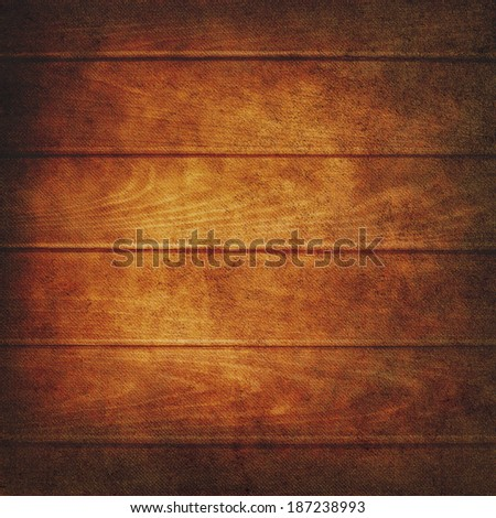 Grunge wooden background or texture - stock photo
