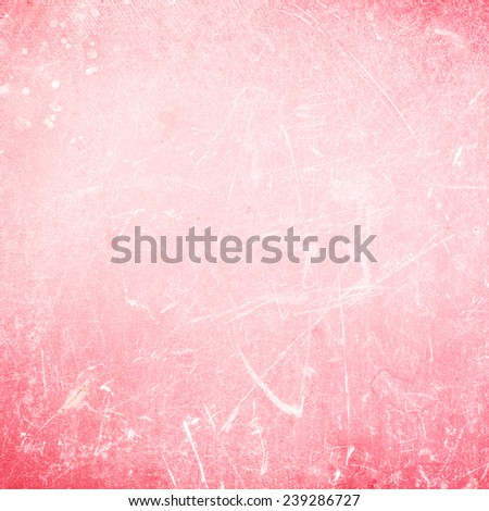 Grungy Abstract  background or textured backdrop red color with scratches. Old Background for your design, print, wallpaper, web, dark gradient, ad.  - stock photo