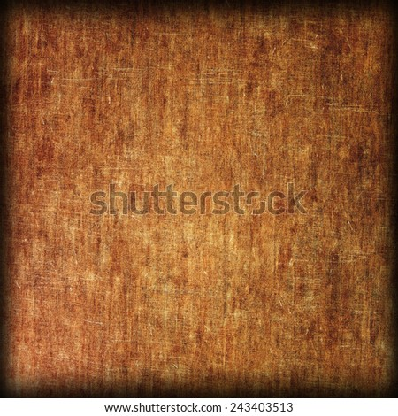 Grungy and worn brown texture as abstract background.  - stock photo