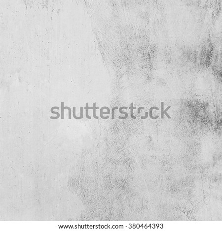 Grungy Concrete wall background or textured, Concrete dirty with moldy, Stucco gray wall, Cement texture or construction. - stock photo