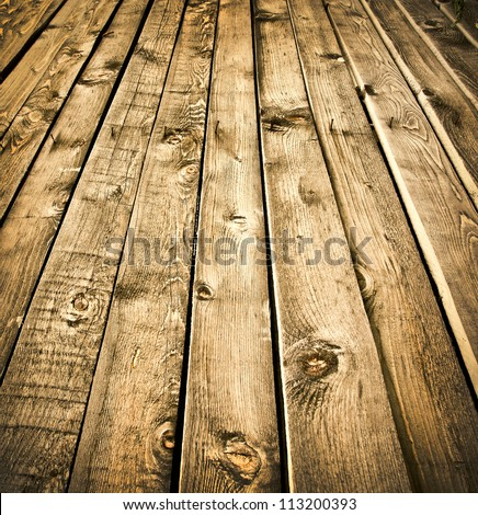 Grungy floor background - stock photo