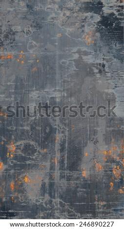 Grungy Metal Texture - stock photo