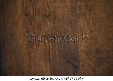 Grungy rustic wooden weathered background - stock photo