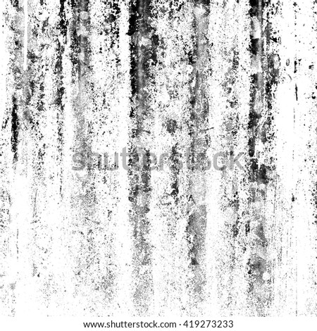 Grungy undulated metal plate texture. Abstract background. Graphic effect. - stock photo