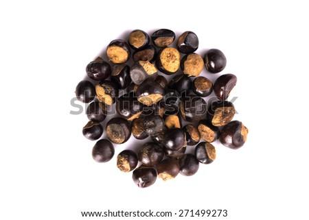 Guarana seeds - stock photo