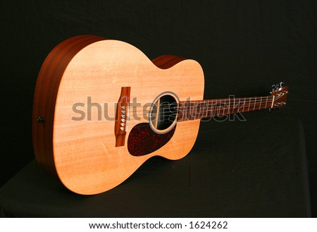guitar, music, - stock photo